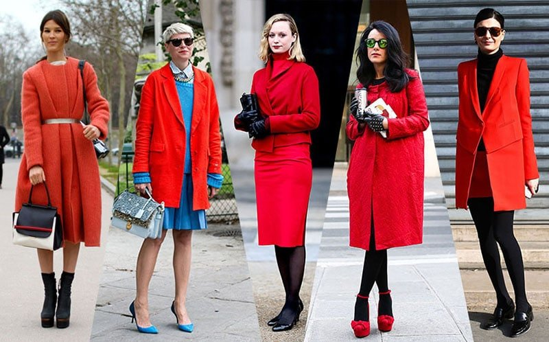 What To Wear With Red Coat - Coat Racks