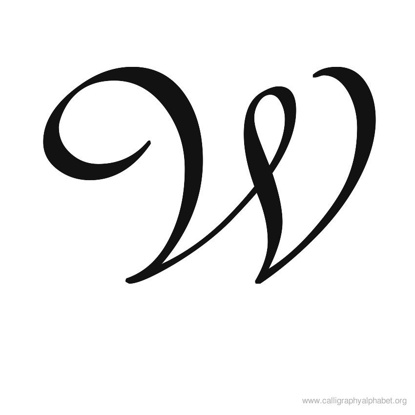 Красивые буквы картинки английские