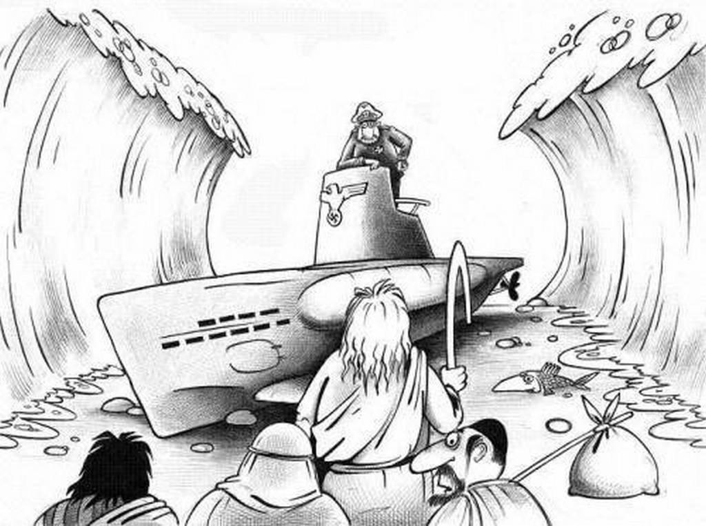 Про старушек, моисей смешные картинки