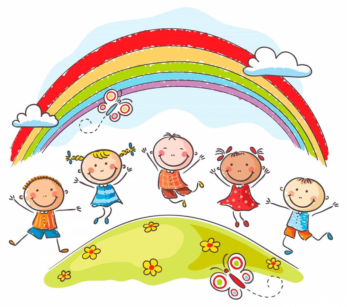 рисунок на праздник день защиты детей» – картка користувача Ирина ...