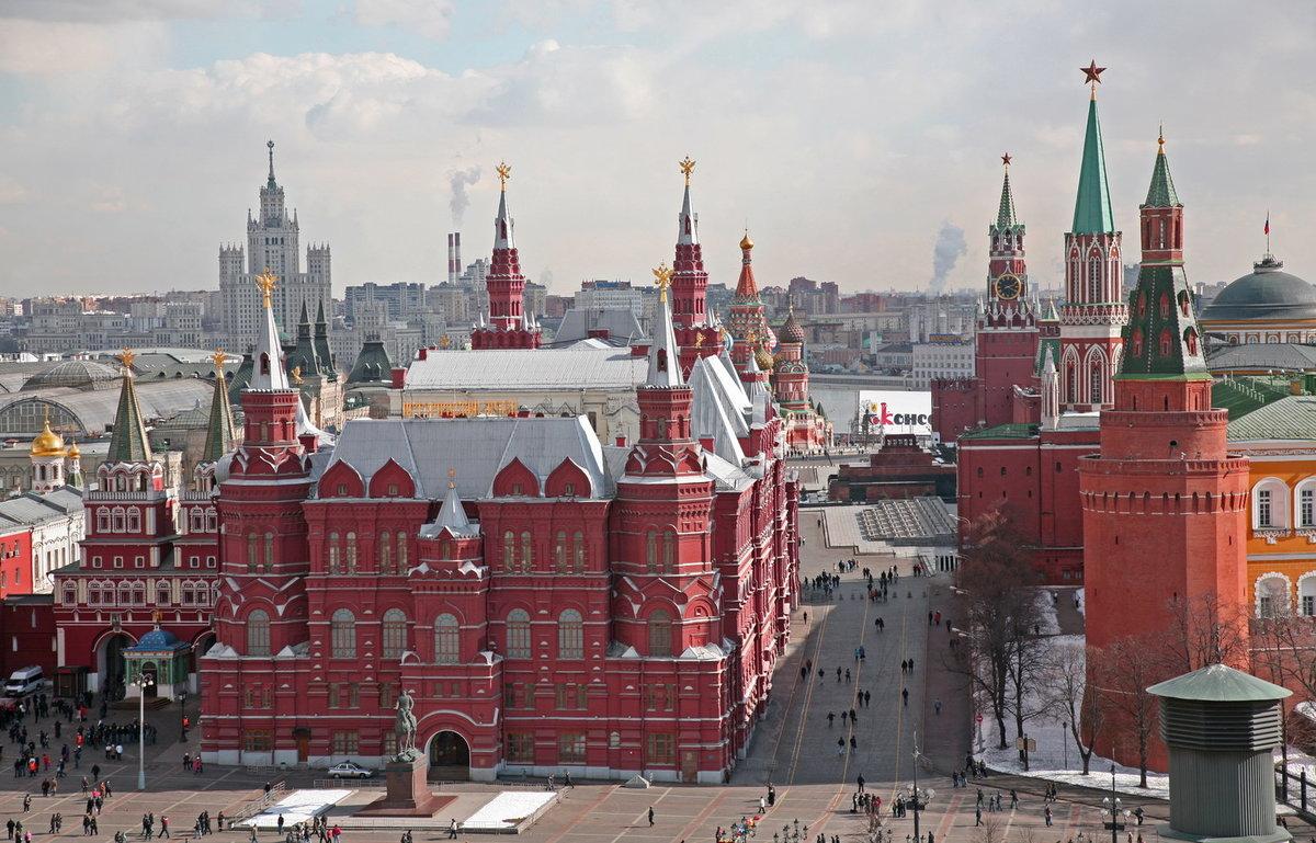 еще виды кремля и красной площади картинки расскажу вам