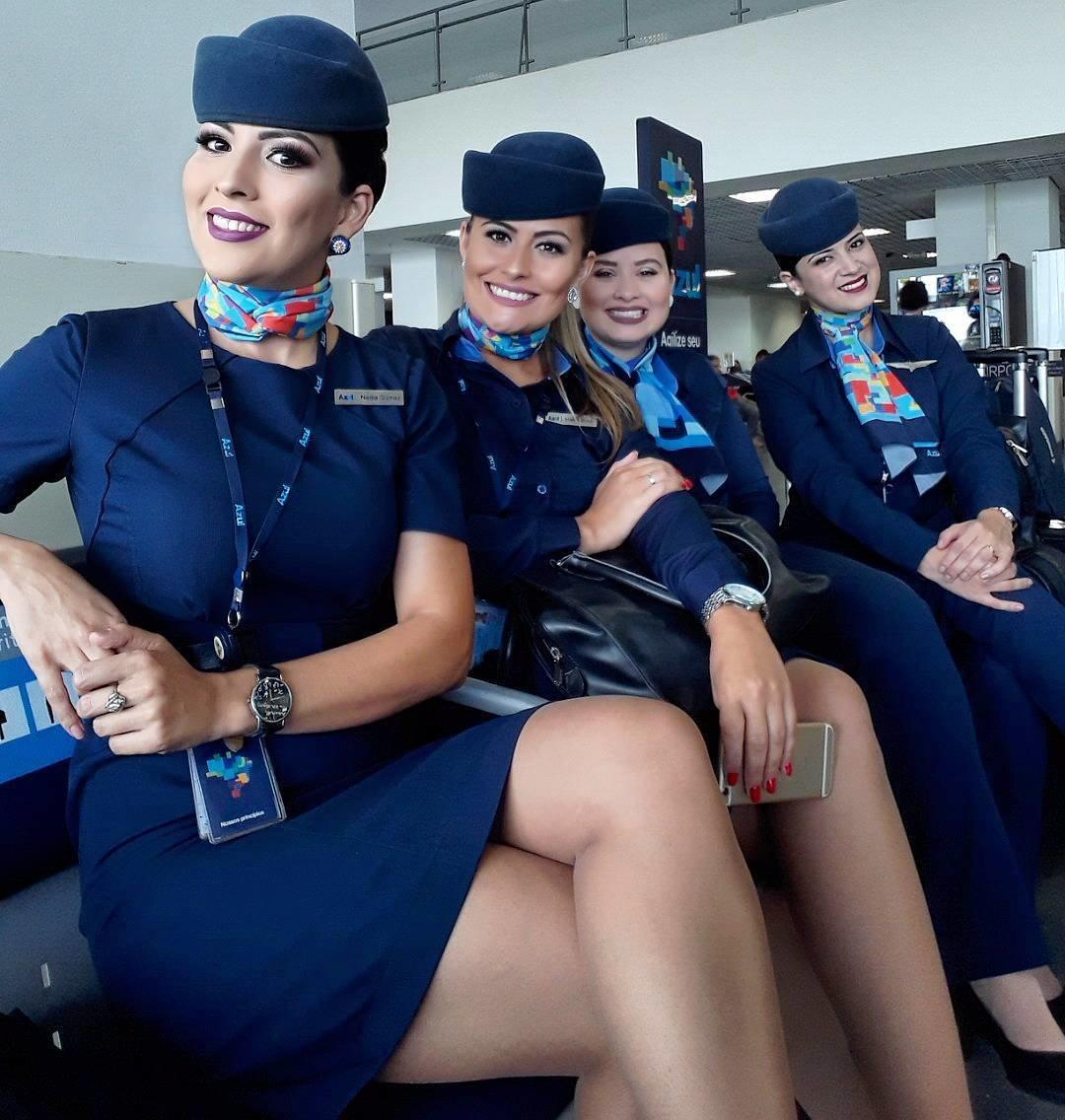 фото веселых стюардесс - 2
