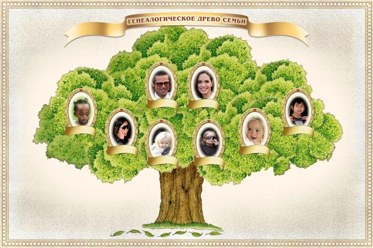 Картинки дерева семьи