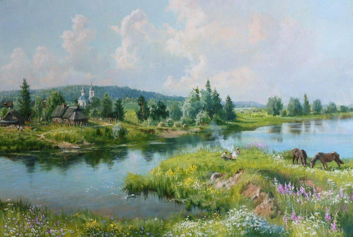 Марта, русские пейзажи картинки