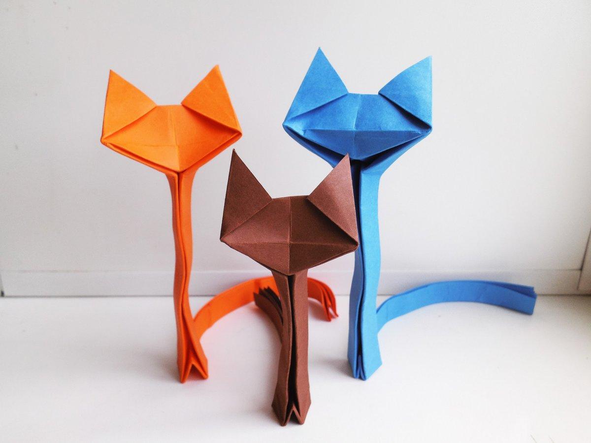 Прикольные оригами из бумаги картинки