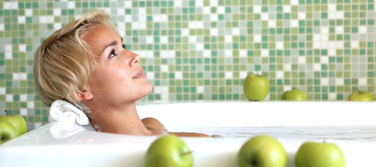 Для похудения содовые ванны с имбирем