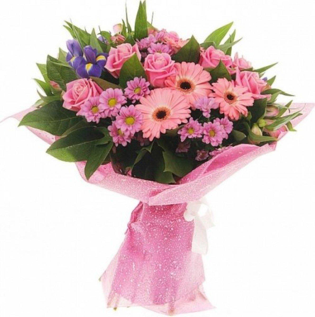 Дешевые букеты из роз и хризантем, инфо евробукет телефоны