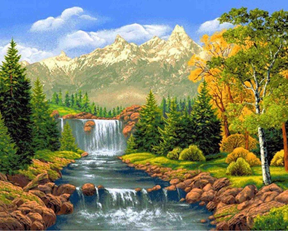 Природа анимированные картинки