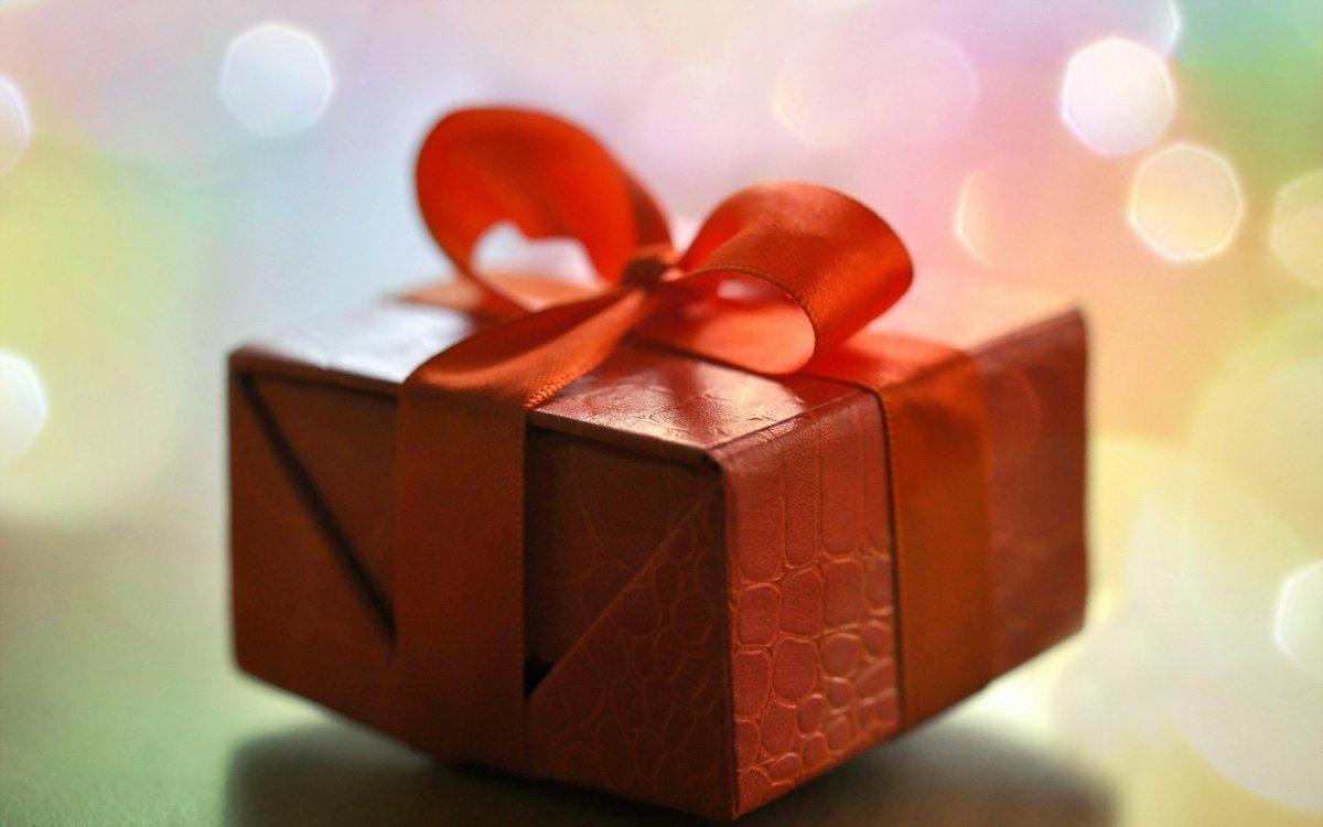 Открытки подарочки
