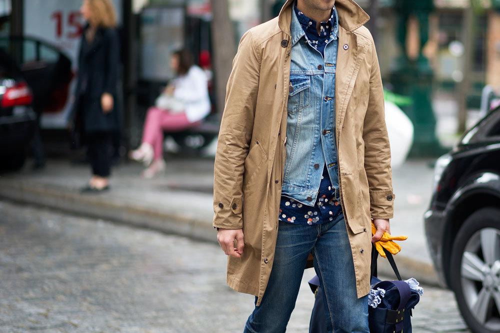 джинсовый мужской стрит стайл фото канализации