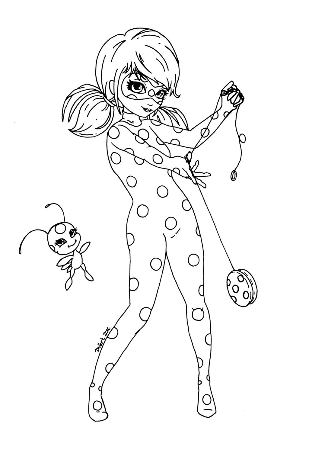 Картинки для срисовки красивые легкие и прикольные для девочек леди баг, анимация