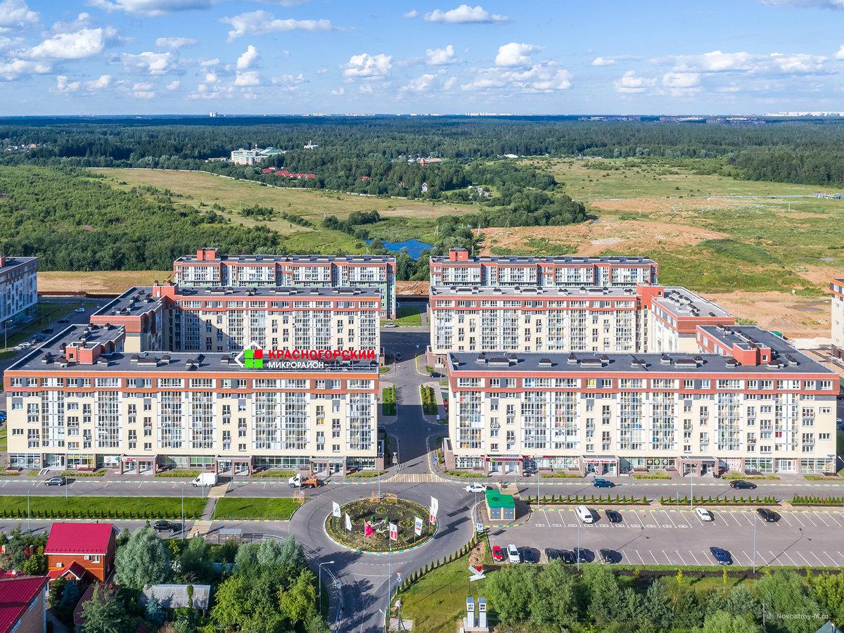 что квартиры микрорайон красногорский фото считается одной старейших