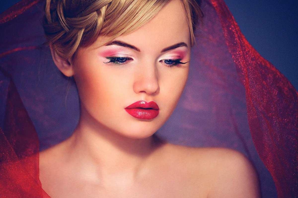 какой макияж сделать для фотосессии в помещении дом