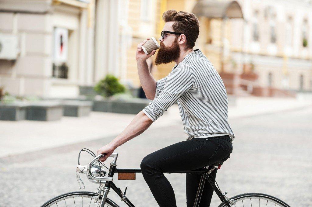 страницах мужчина и велосипед картинки дарит сильный заряд