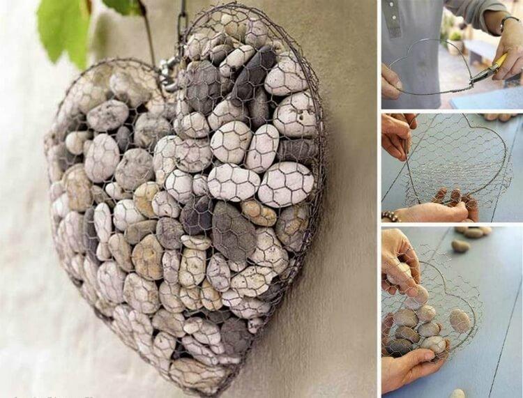 Потрясающие идеи садового декора с помощью камней.Если у вас есть пусть небольшой, но свой приусадебный участок, то его обустройство может стать головной болью в кризисные времена. Но эти 20 идей оф