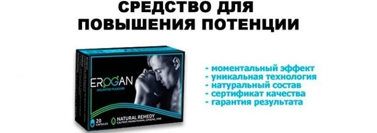 Препараты для повышения мужской потенции на натуральной основе