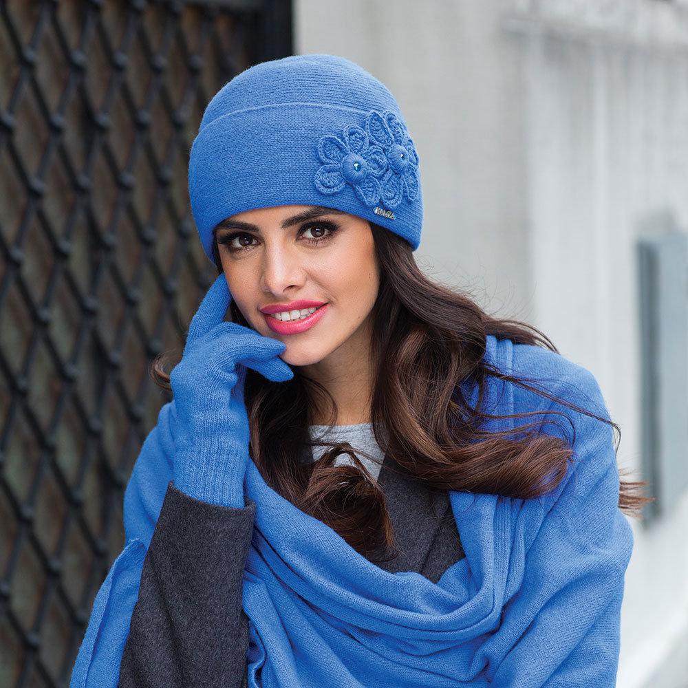 это одно к синей парке шапка и шарф фото хотел сделать
