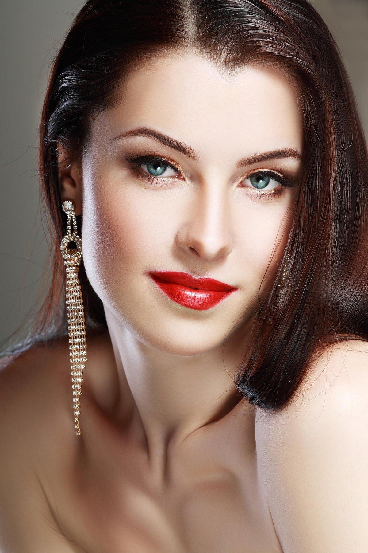 Портфолио самых красивых девушек фото