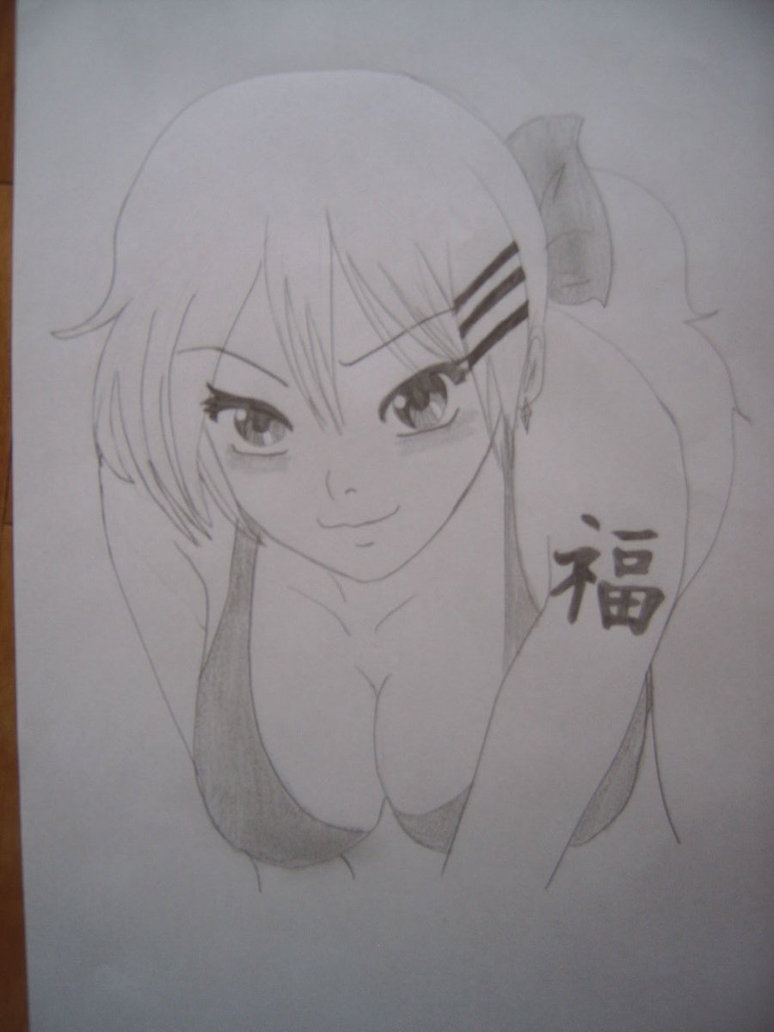Bikini girl pencil sketch by birdofsorrow on deviantart card from user colin farrell in yandex collections