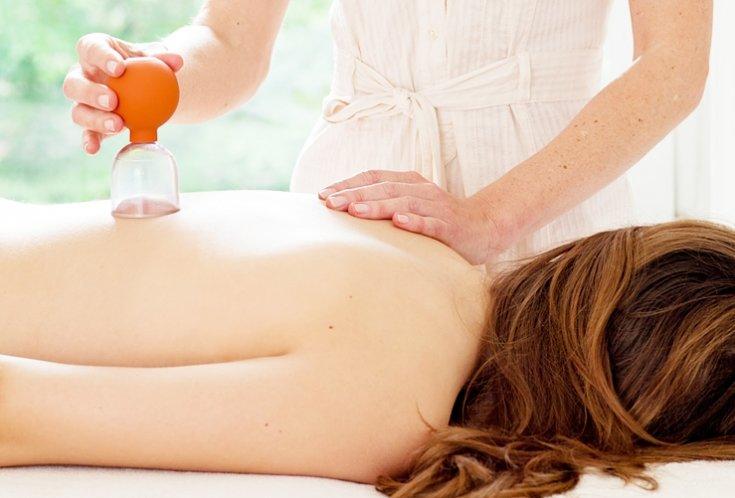массаж для похудения спины в домашних условиях
