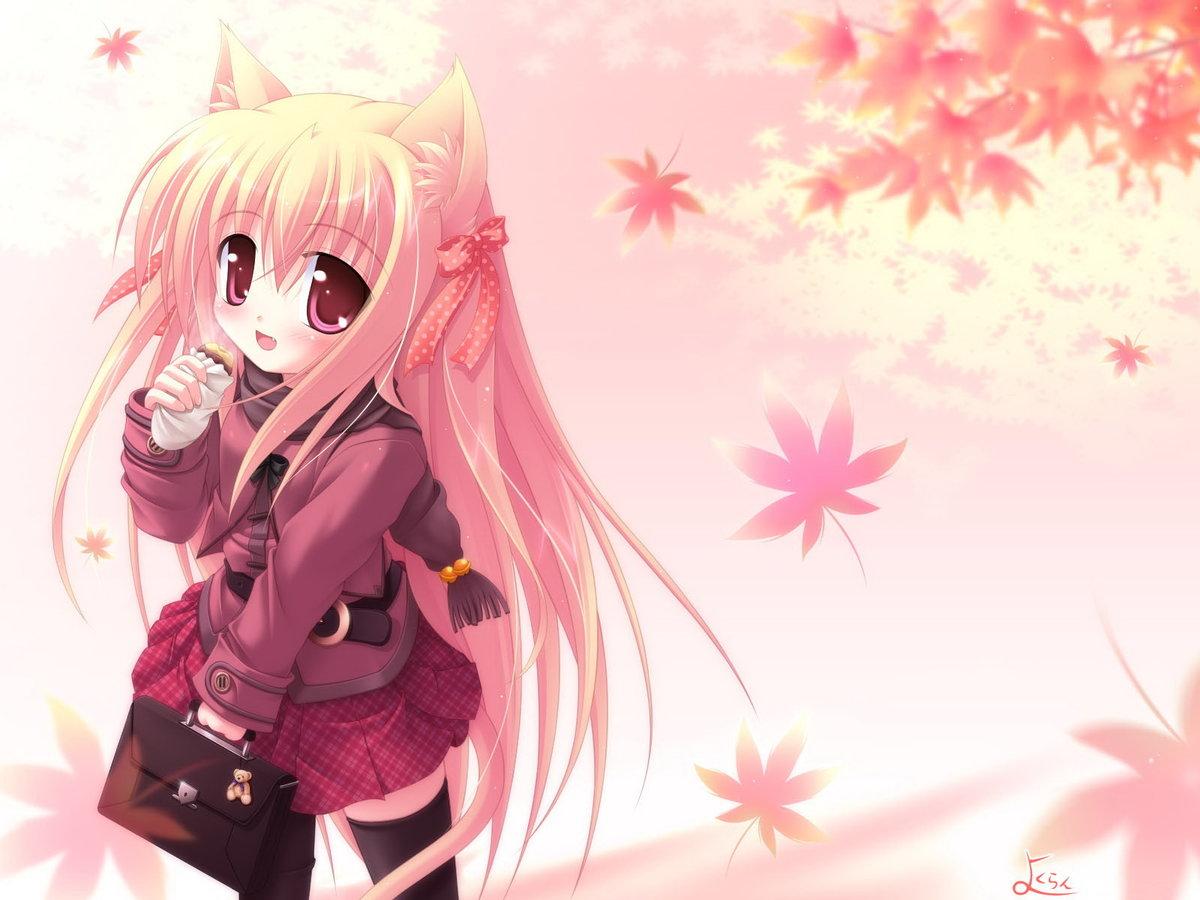 Приколы, классные картинки аниме девушек на аву