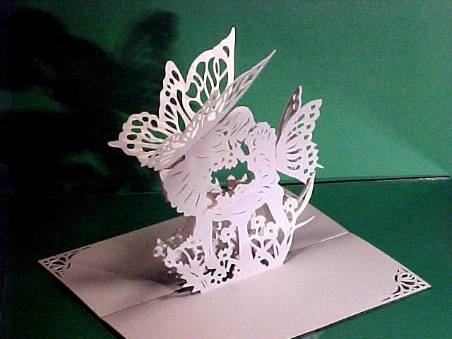 Поделки оригами объемные открытки