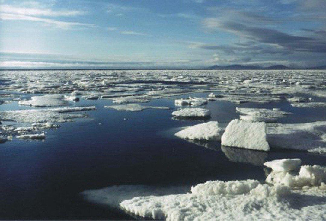 Восточно сибирское море фото