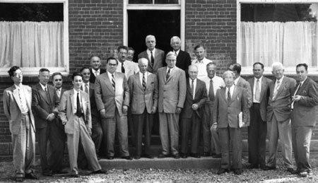 7 июля 1957 г. Открылась первая Пагуошская конференция, заложившая начало международной кампании за ядерное разоружение