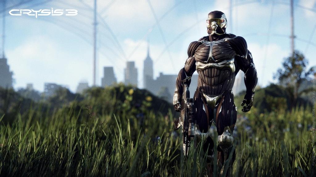 Crysis 3 скачать торрент на русском от механиков.