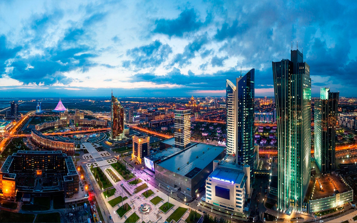 объемной картинки и фото города казахстана тех пор