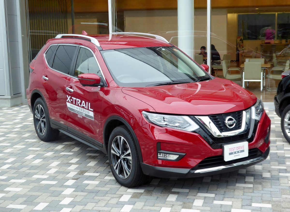"nissan x-trail - wikipedia nissan x-trail"" — card from user samp-06"