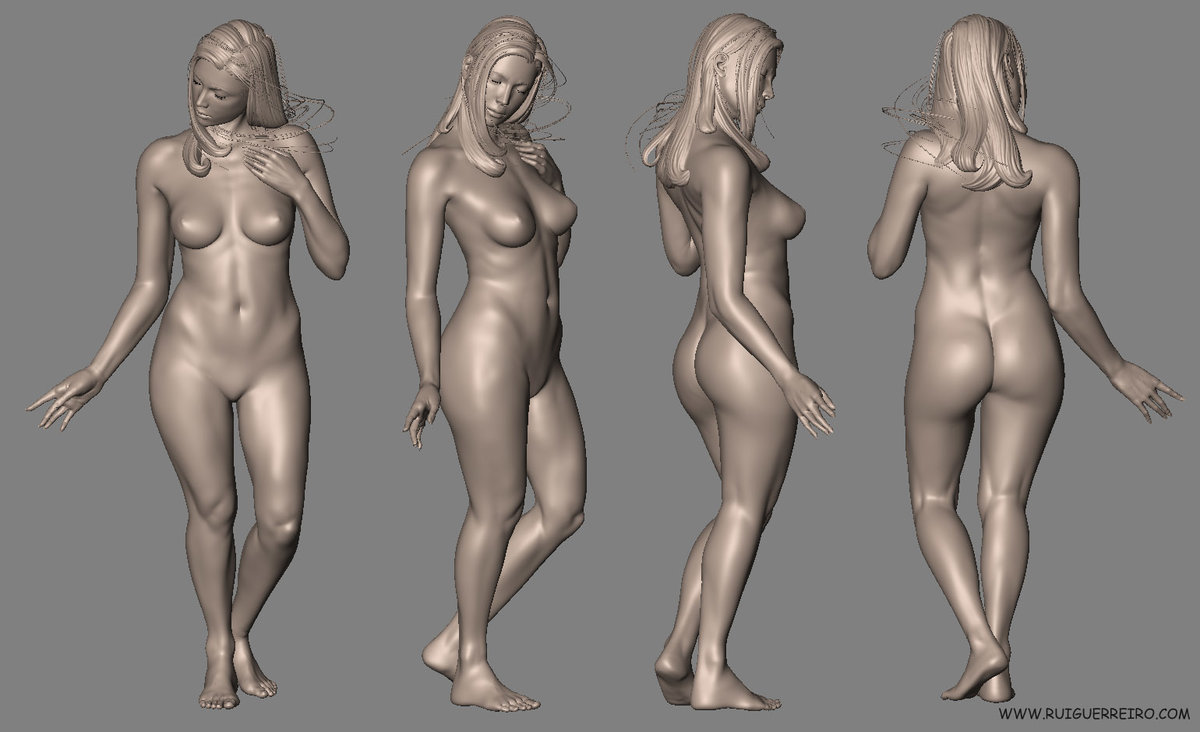 animated-nude-female-body