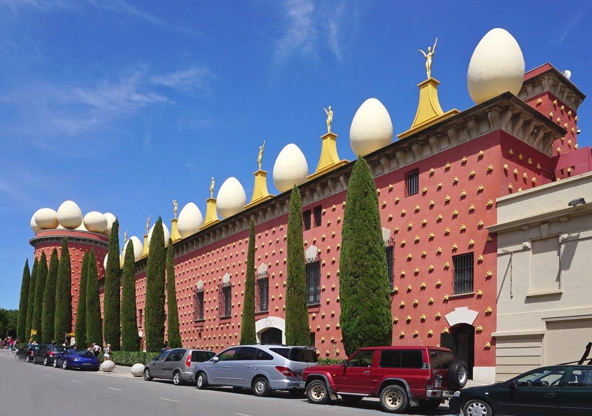 бугоз музей сальвадора дали в испании фото всегда мог