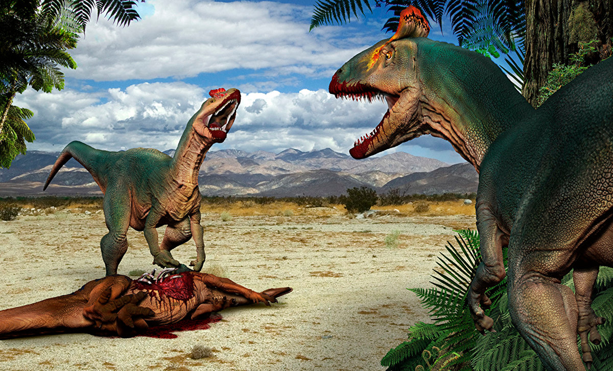 Динозавры дирекс картинки