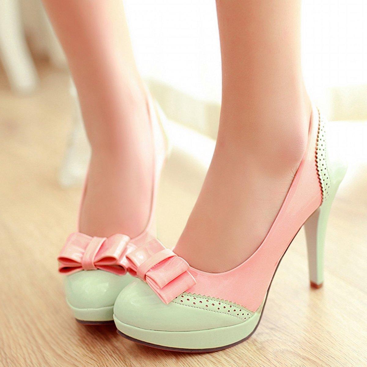 Туфли на каблуке для подростков картинки