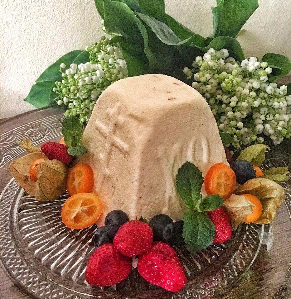 сырная пасха рецепт с фото многих