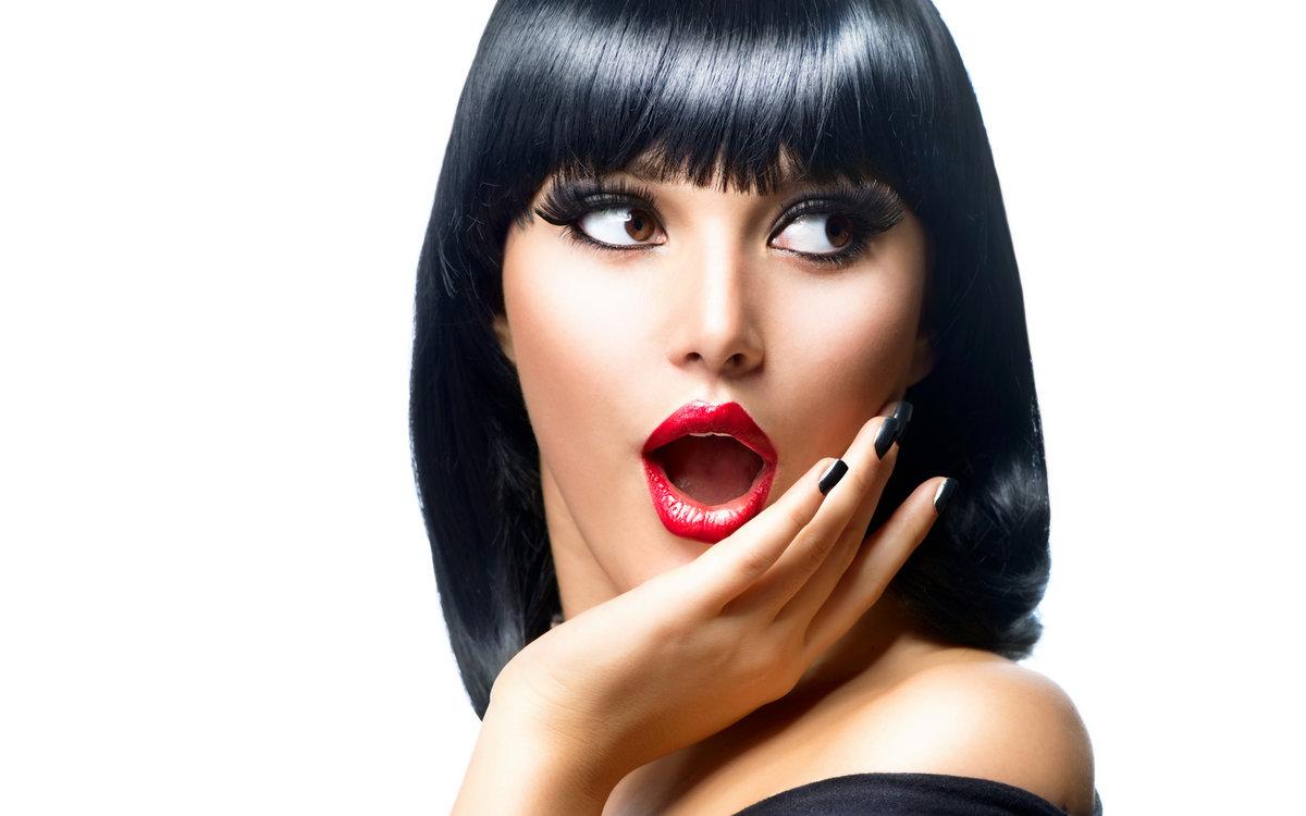 думаете, какой картинка волосы и губы приводят бледности кожных
