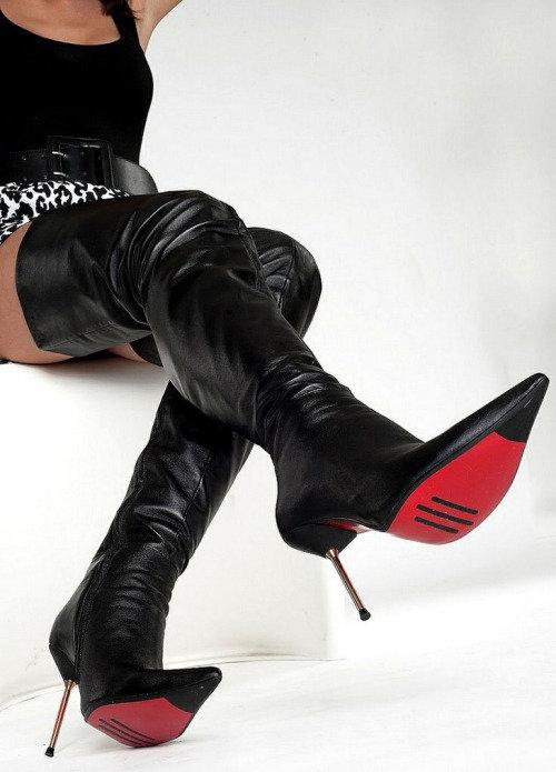 раб жена сапоги каблуках послал тебя