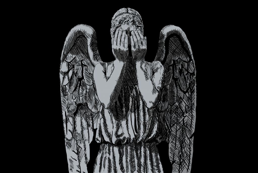 плачущий ангел картинки из доктора семейная атмосфера