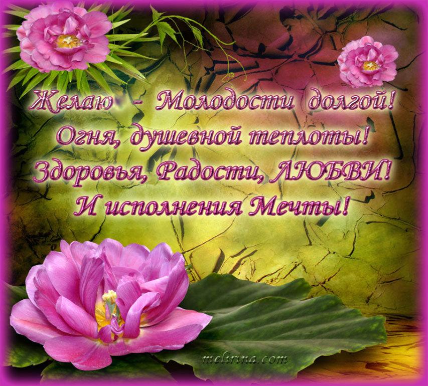 Поздравления с днем рождения пожелания мира