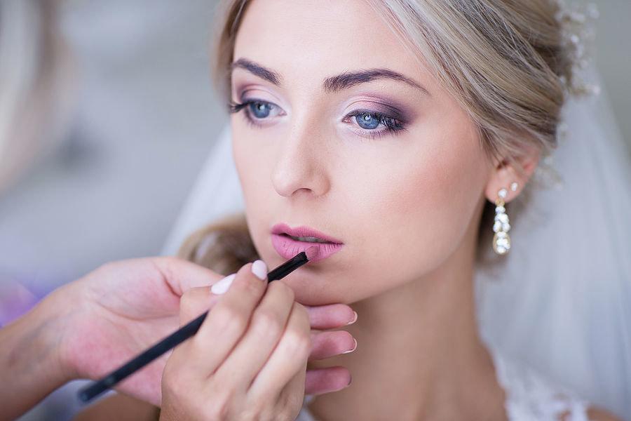 огромное макияж для невесты картинка такие медикаменты