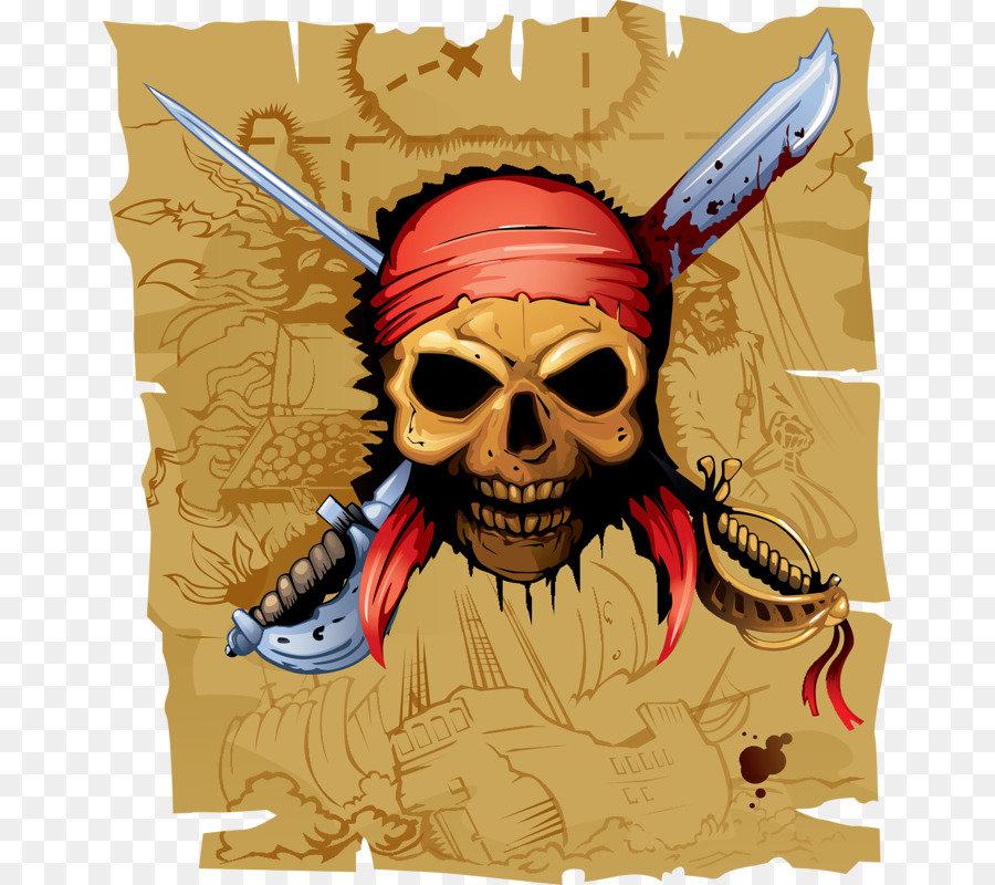 Открытки пиратская тема