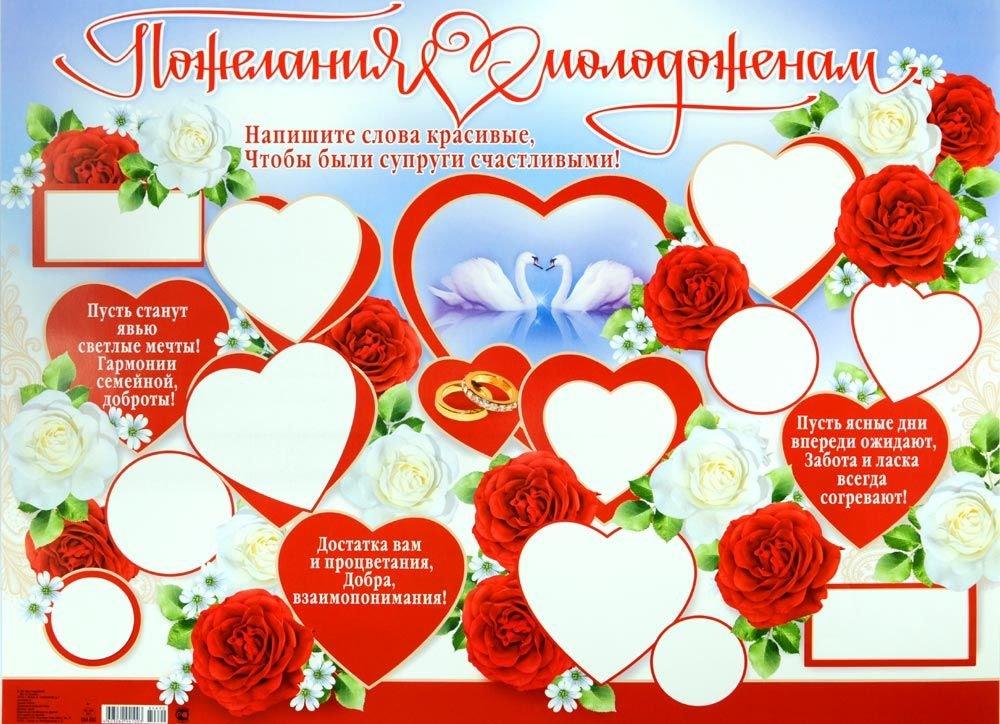 пожелания поздравления плакаты для свадьбы грибками