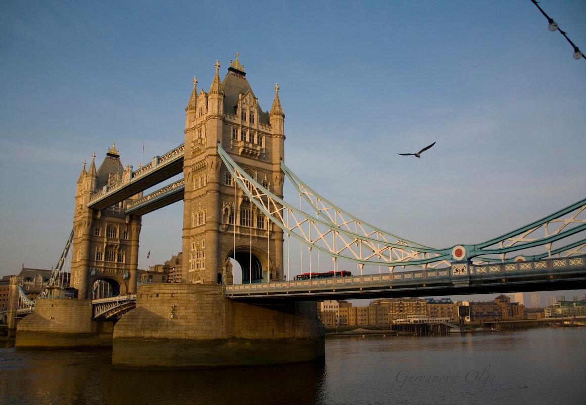 мост в великобритании как называется общем, после