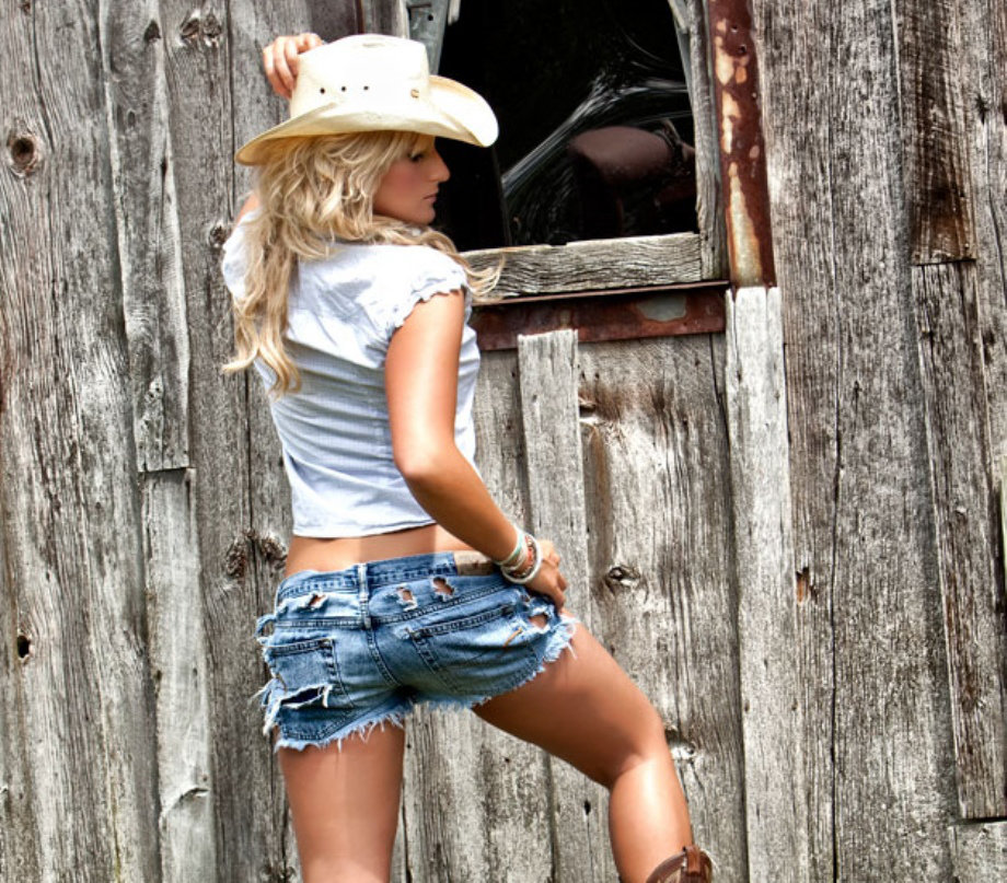 Country girl panty #9
