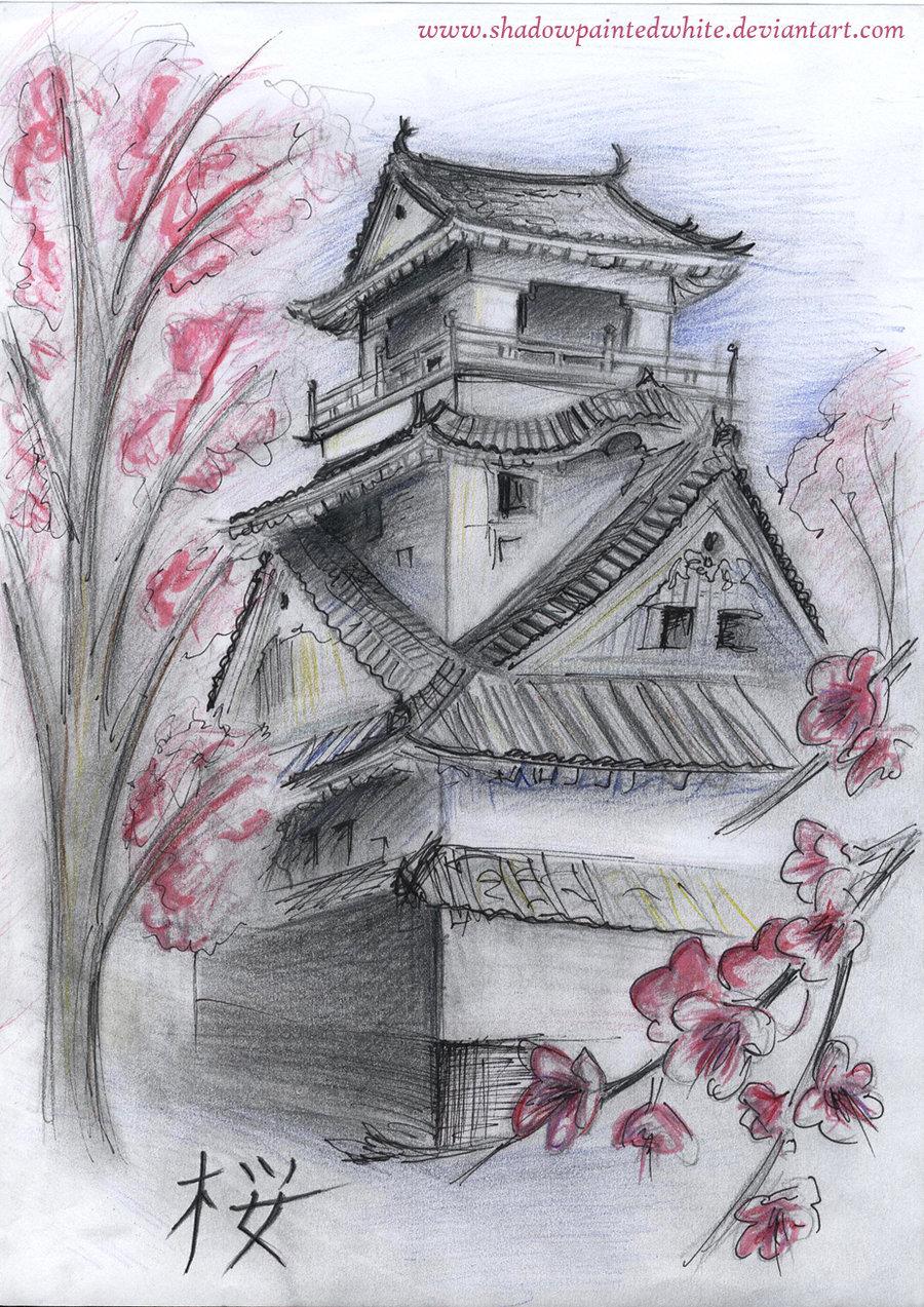 Днем спасибо, китайские картинки красивые нарисованные карандашом
