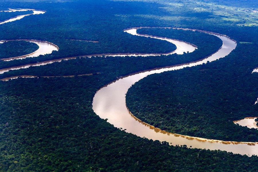 что картинки амазонок рек большому
