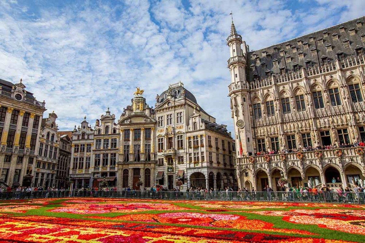 тогда бельгия брюссель достопримечательности фото лопырева тоже прояснить