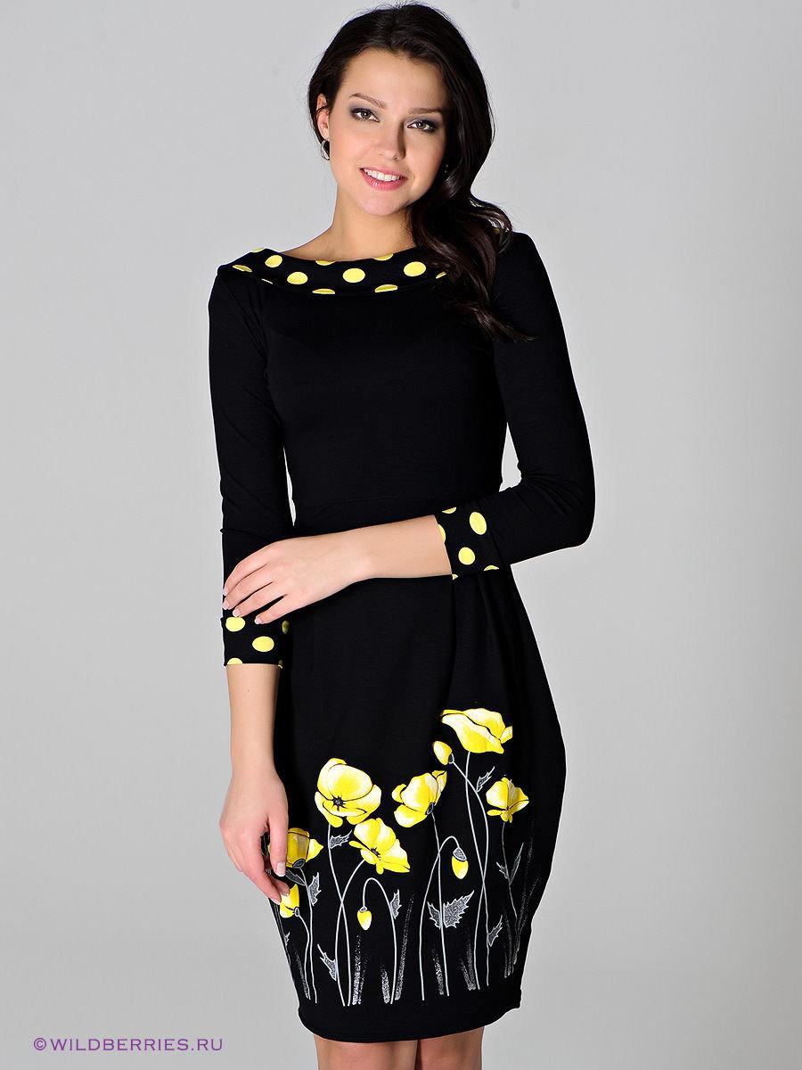 Как украсить черное платье своими руками фото