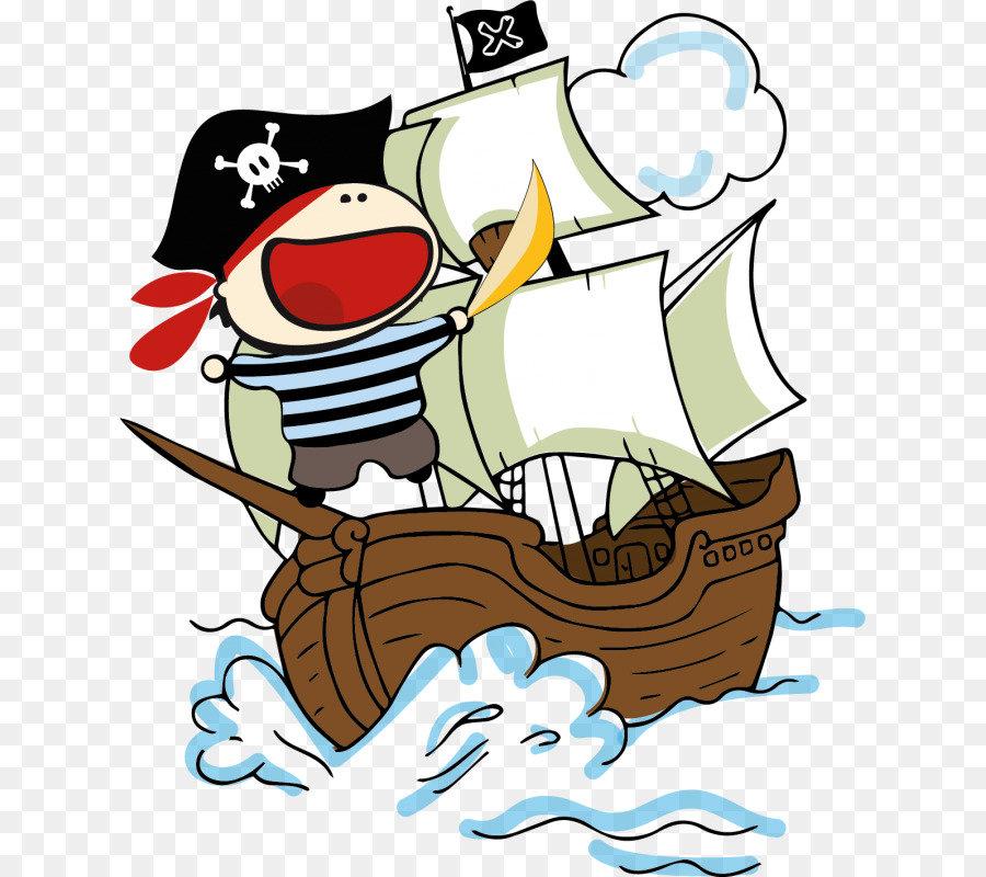 Картинки на пиратскую тему для детей